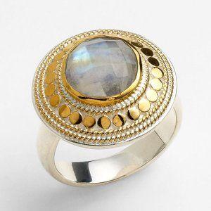 Anna Beck   'Gili' Round Stone Ring